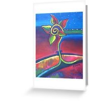 Searching for Love -- And Other Things Greeting Card