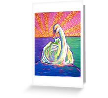 Color Water Greeting Card