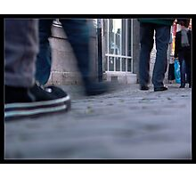 Busy Streets Photographic Print
