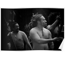 I am Maori Poster
