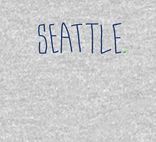Seattle - City Scroll T-Shirt