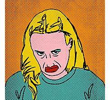 Miranda Sings Warhol 3 Photographic Print