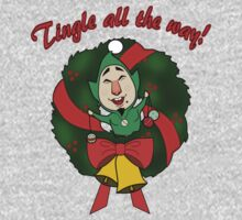 Tingle All the Way by GeekyAngel