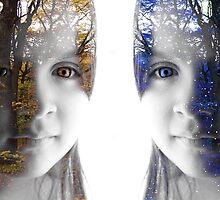 "Two seasons ""fall and winter"" by Daniela Reynoso Orozco"