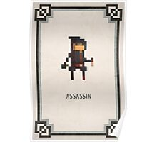 Pixel RPG - Assassin Poster