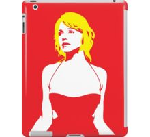 Cylon babe 6 iPad Case/Skin