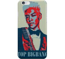 T.O.P. iPhone Case/Skin