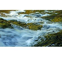 Water is Life Photographic Print