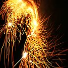 Fire Dance by Charles Adams