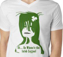 Where's the Irish Coffee? Mens V-Neck T-Shirt
