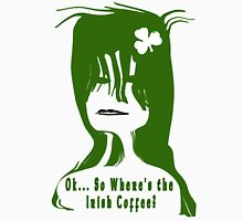Where's the Irish Coffee? Mens V-Neck T-Shirt