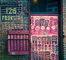 Doors in DUMBO by alissawilkinson