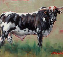 A Whole Lotta' Bull by Margaret Stockdale