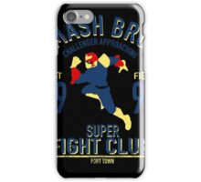 Port town Fighter iPhone Case/Skin