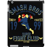Port town Fighter iPad Case/Skin