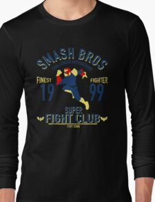 Port town Fighter Long Sleeve T-Shirt