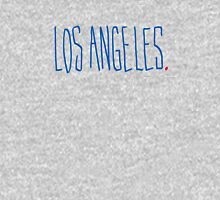 Los Angeles - City Scroll Unisex T-Shirt