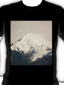 Pandim's peak in the Himalayas T-Shirt