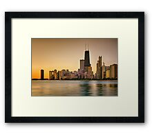 Urban Jungle Framed Print