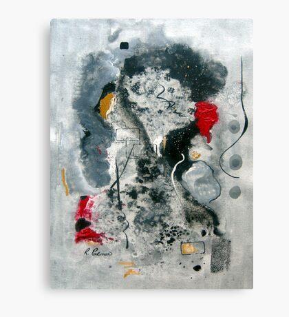 Moods Canvas Print