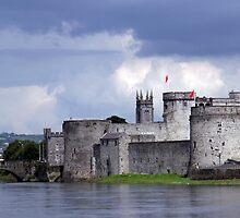 Limerick Castle by taralynn101