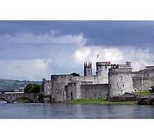 Limerick Castle Photographic Print