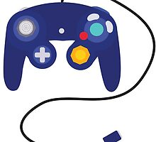 GameCube Controller by chrispocetti