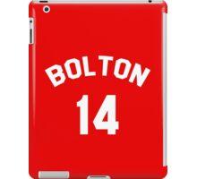 High School Musical: Bolton Jersey iPad Case/Skin