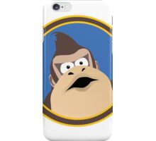 Donkey Kong Vector iPhone Case/Skin