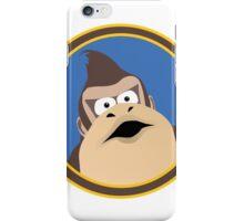 Donkey Kong Vector iPhone Case/Skin