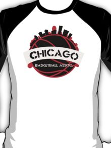 Chicago Basketball Association T-Shirt