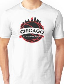 Chicago Basketball Association Unisex T-Shirt