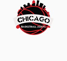 Chicago Basketball Association Men's Baseball ¾ T-Shirt