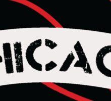 Chicago Basketball Association Sticker