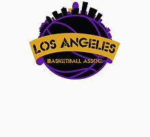 Los Angeles Basketball Association Men's Baseball ¾ T-Shirt
