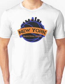 New York Basketball Association Unisex T-Shirt
