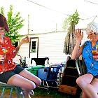 Trailer Park Sisters by Dan Perez