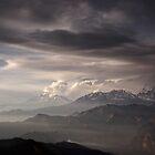 Himalayan spirits. by Michael Edelstein