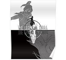Legend of Korra Poster