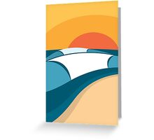 Pipeline Greeting Card