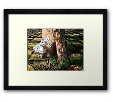The Fairy Tree Framed Print