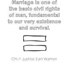 Marriage is for everyone Photographic Print