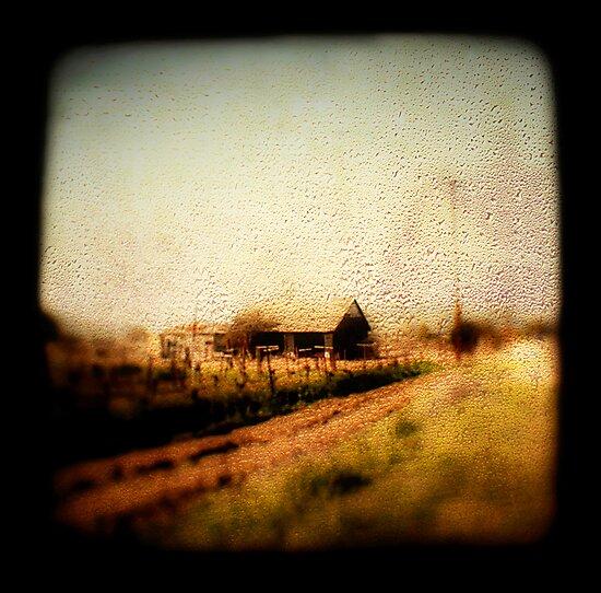 Farmhouse by Barbara Gordon