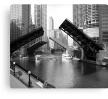 Raise The Streets  Canvas Print