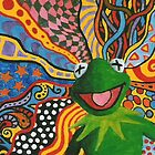 Kermit on Acid by Vesa Peltonen