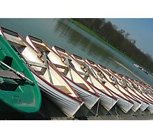 Boating Anyone? Photographic Print