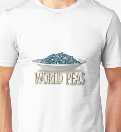 World Peas Unisex T-Shirt