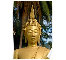 Quiet Buddha Poster