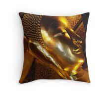 Wat Po Throw Pillow