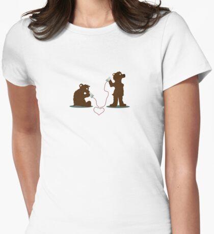 I gotta tell you a secret... Womens Fitted T-Shirt